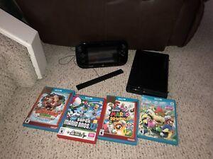 Wii U + Games