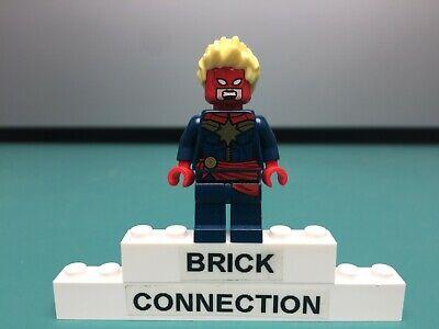 LEGO Marvel Super Heroes Captain Marvel - Red Sash minifigure