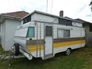 pop top caravan