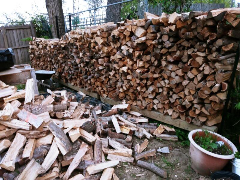 Apple Wood Chunks for Smoking BBQ Grilling Cooking Smoker Bag with 4 lb of wood