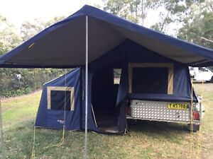 Oztrail Camper Trailer 7