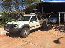2007 Holden Rodeo Ute 4x4 Diesel including $$$$ of camping gear. Attadale Melville Area Preview