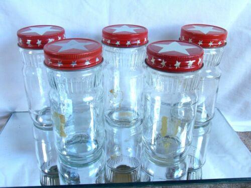 Vintage Maxwell House Coffee 8oz Jars