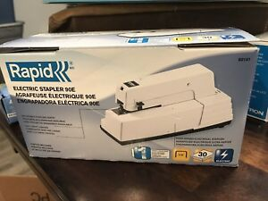 Rapid electric stapler 90E