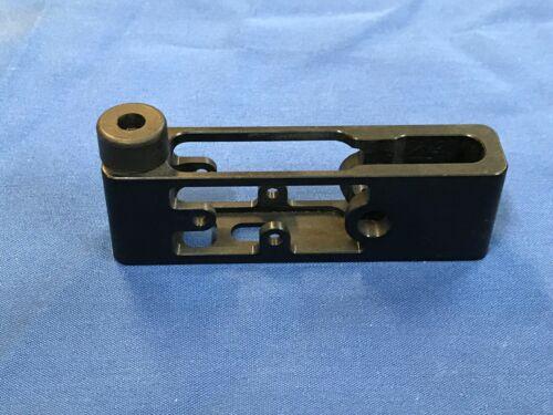 Trigger Hammer Bench Block Test Jig Fixture Gunsmith tool Gunsmithing Rifle