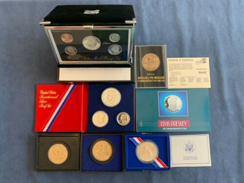 Variety Lot of United States Commemorative