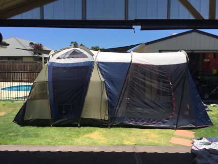 Oztrail sportiva dome tent & Oztrail Pacific Cross Dome Tent near new | Camping u0026 Hiking ...