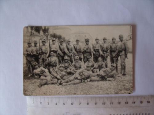 Original photo WWI Italian Army