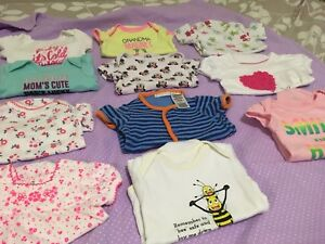 Baby clothes - 0-12 months