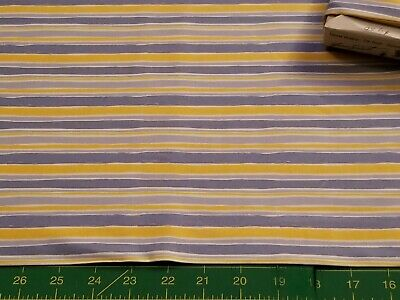 Oh Boy Stripes - Oh Boy * Free Spirit * DW33 Blue * NEW QUILT COTTON * BY THE HALF YARD * Stripes