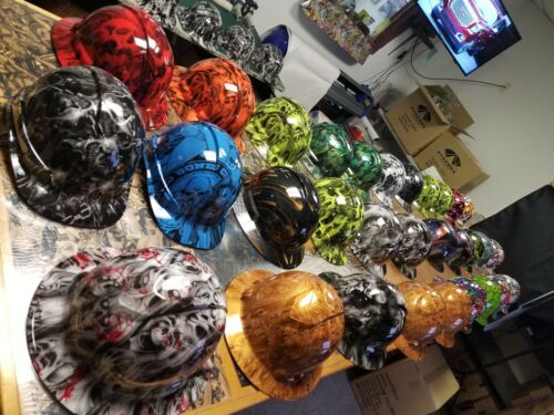 Hard Hat Full Brim Custom hydro dipped NEW REALTREE APG CAMO NEW best price 7