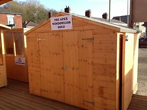 10X12-WINDOWLESS-APEX-WOODEN-SHED-GARDEN-SHED-T-G