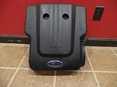 03 04 F-150 EXPEDITION TRITON 4.6L MOTOR ENGINE COVER BLACK OEM FORD