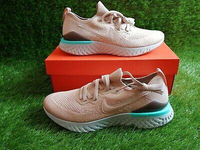 Nike Epic React Flyknit 2.0 Mens Running Shoes - Size UK 9