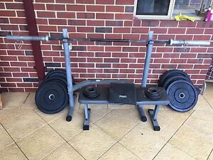 Gym equipment Wilson Canning Area Preview
