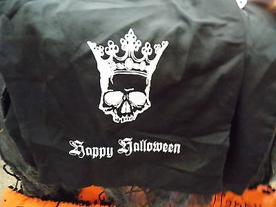 Happy Halloween Trick or Treat Bags Lot of 6 NWT