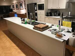 High End Kitchen with Oven washer and Fridge Palm Beach Pittwater Area Preview