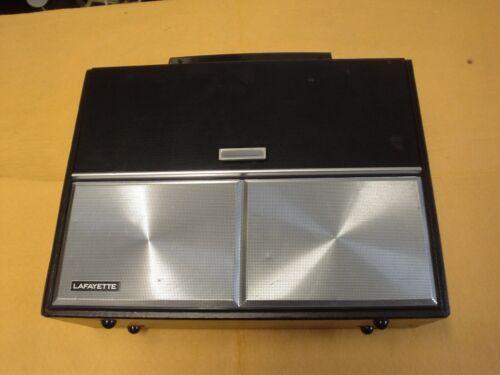 Lafayette 18 Transistor Star-Fire VI World Tuner Radio Made in Japan   FM Works