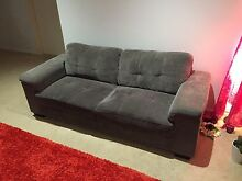 2 x fantastic condition comfy grey couches! Scarborough Stirling Area Preview