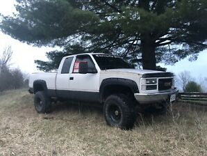 1993 GMC 1500 trade for 4x4 quad