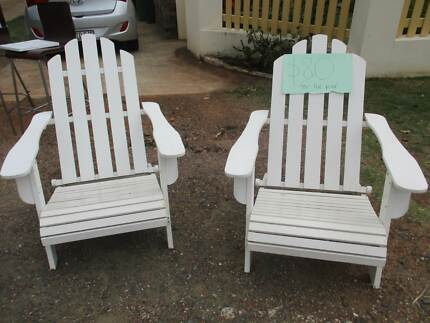 Hampdens Style Deck Chairs