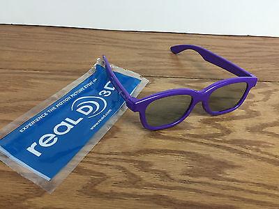 Justin Bieber MOVIE PROMOTIONAL SWAG BAG 3D GLASSES Never Say (Bieber Glasses)