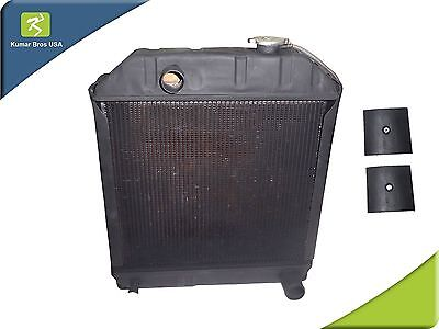 New Ford Tractor C7nn8005hradiator 2000 2600 3000 3600 4000 2 Mounting Pads