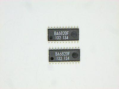 Ba6820f Original Rohm 22p Smd Ic 2 Pcs