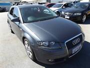 2007 AUDI A3 2.0 FSI AMBITON 6 SPEED AUTO $6990 *1 YEAR WARRANTY* Maddington Gosnells Area Preview