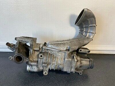 GENUINE USED MINI COOPER S 1.6 PETROL R52 R53 W11 COMPLETE SUPERCHARGER UNIT