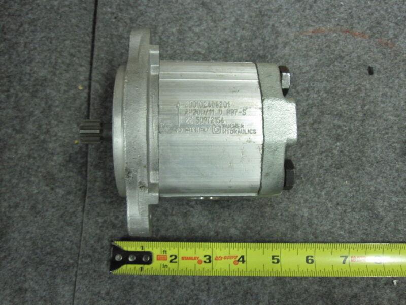 BUCHER HYDRAULICS GEAR PUMP AP200 / 11D887-S