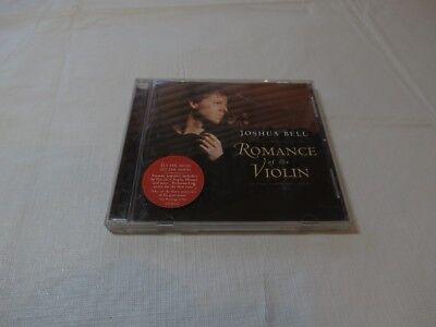 Joshua Bell Romance - Joshua Bell Romance of the violin RARE CD music O MIO Babbino Caro Flaxen hair