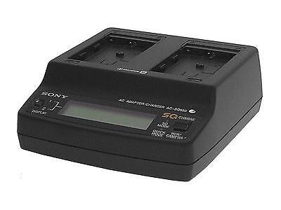 Sony AC Power Adaptor/Charger AC-SQ950 Camcorder Akku Doppel-Ladegerät M-Serie - Ac-power Akku-ladegerät