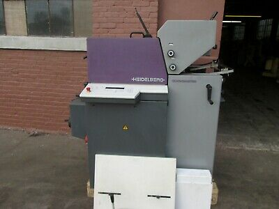 Heidelberg Quick Master Qm 46 - Cd 2 Color 1998