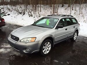 2007 Subaru Legacy Wagon **All Wheel Drive**