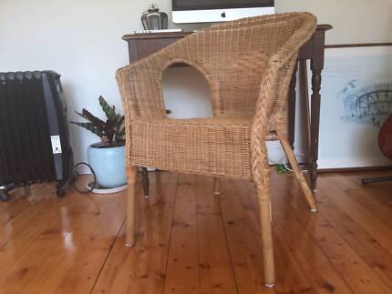 IKEA Cane/Wicker Chair