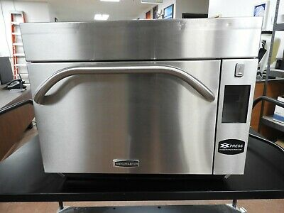 Amana Mxp22qt Ventless Accelerated Convection Microwave Oven - Pizza Apps Etc.