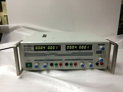 Extech 382285 Dual Tracking 60v1.5a Triple Output Dc Power Supply