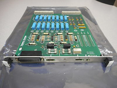 Svg Thermco 168150-001 Relay Pcb Asslyconfigured For Nitride Process