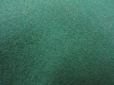 Championship Invitational Dark Green Pool Table Felt Cloth 8'