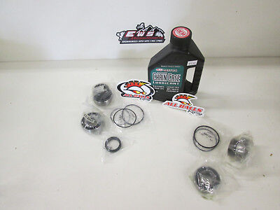 ARCTIC CAT 440 Z ESR ALL BALLS CHAIN CASE BEARING & SEAL KIT 2003