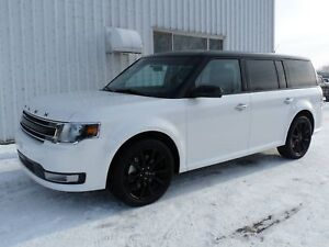 Ford Flex 4 portes SEL, Traction intégrale