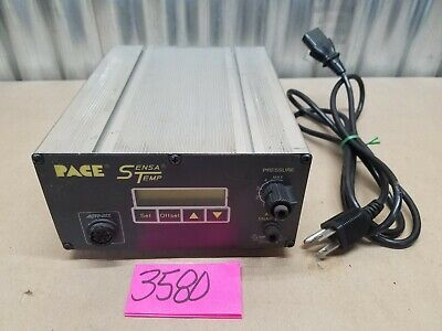Pace Sensa Temp Model Pps 105 Disoldering Station 7008-0224-01 Soldering Works
