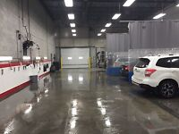 laveur de voiture