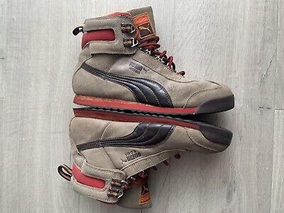 PUMA Roma Hi-Top Trainers/boots Size UK9, EU 43
