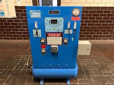 Thermco Gas Mixer 0-20 Hydrogen In Nitrogen 8300hn20an160f1000 0-1000 Scfh