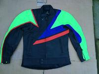 Trufit Mens Vintage Leather Motorbike / Motorcycle Jacket Size Uk 38, Chest 2 - trufit - ebay.co.uk
