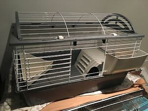 Rabbit cage West Footscray Maribyrnong Area Preview