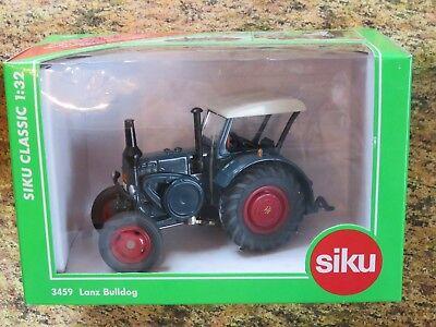 SIKU CLASSIC 3459 TRACTEUR LANZ BULLDOG 1/32