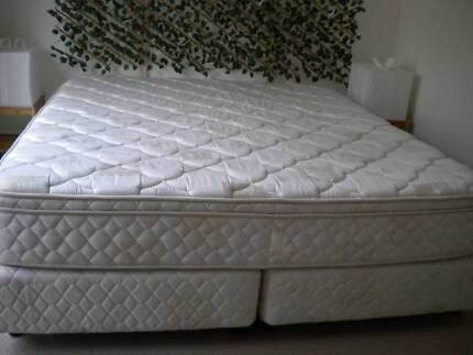 King Bed - Luxury Support Pocket Spring Ensemble
